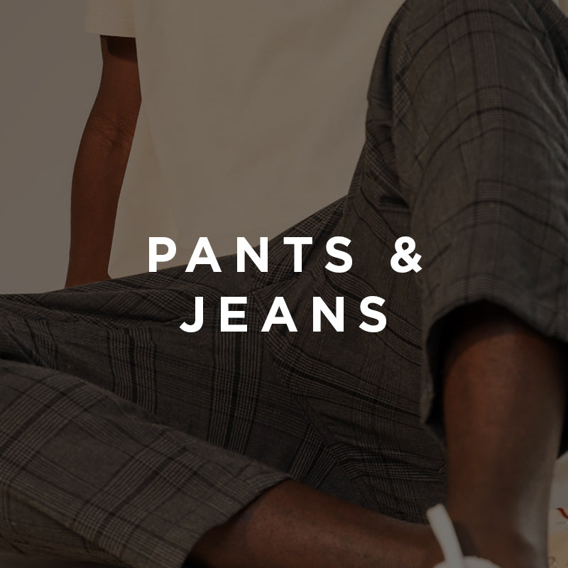 Shop All Mens Pants & Jeans Online at Glue Store.