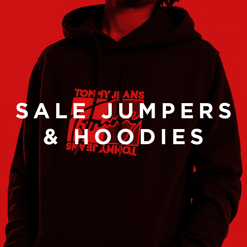 Shop Mens Sales Jumpers and Hoodies Online