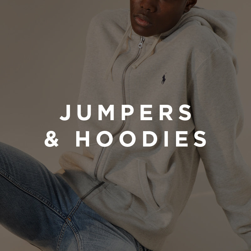 Shop All Mens Hoodies & Jumpers Online at Glue Store.