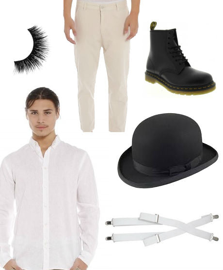 Easy Clockwork Orange Costume