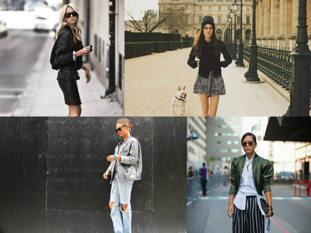 how-to-style-a-bomber-jacket