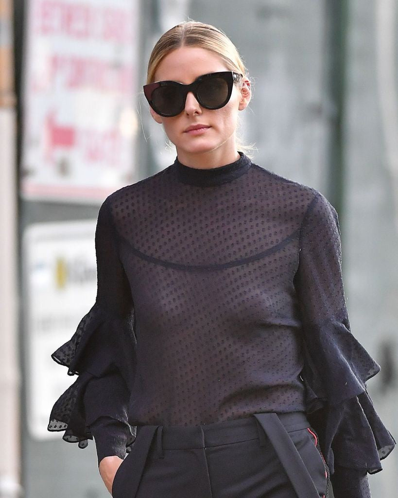 Steal Her Style! Olivia Palermo in Le Spces