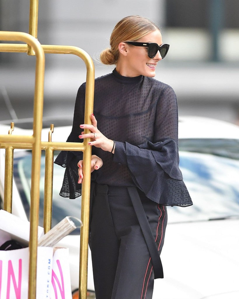 Get The Look! Olivia Palermo in Le Specs
