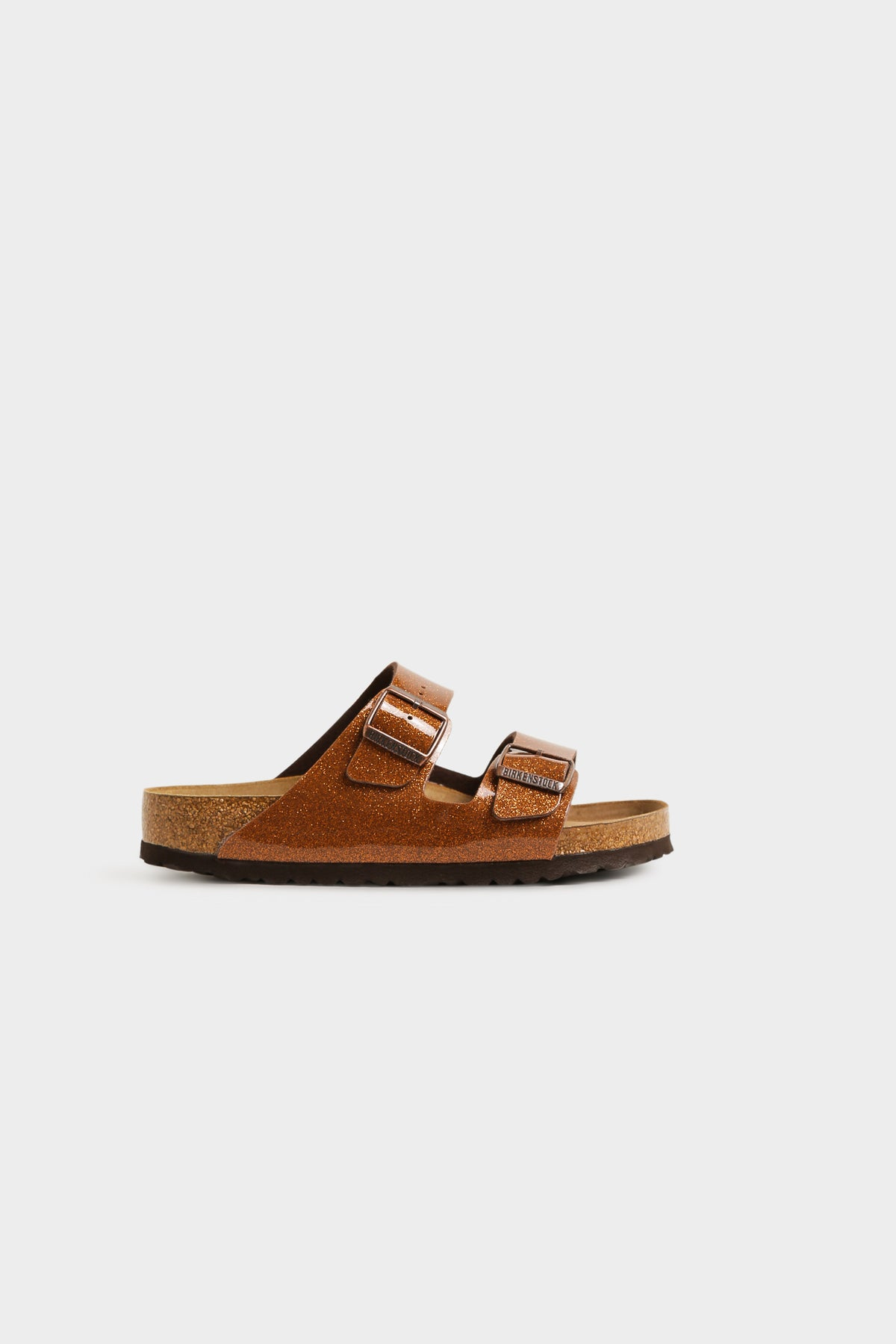 Unisex Arizona Sandals in Bronze