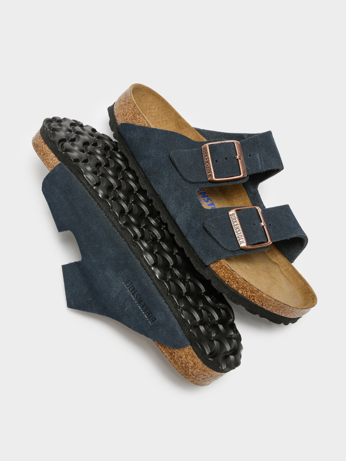 Unisex Arizona Sandals in Navy