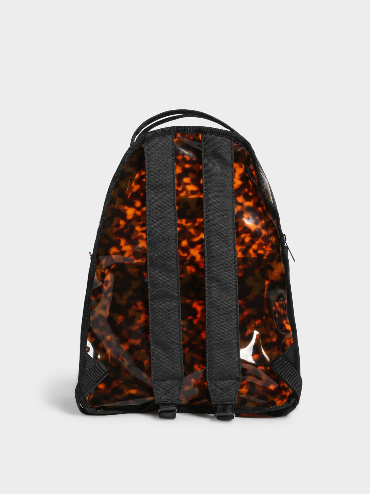 Nova Mid Volume Backpack in Clear Tortoise Shell