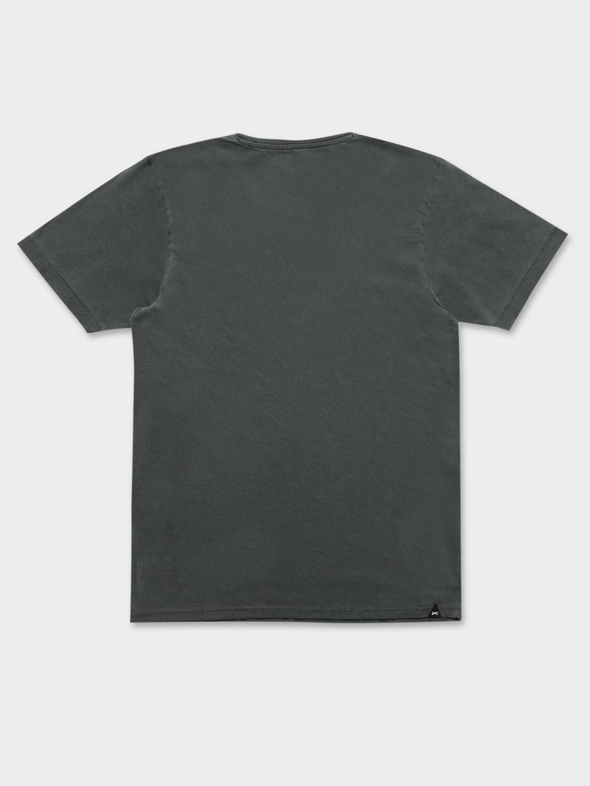 Tubular Crew T-Shirt in Gun Metal Grey