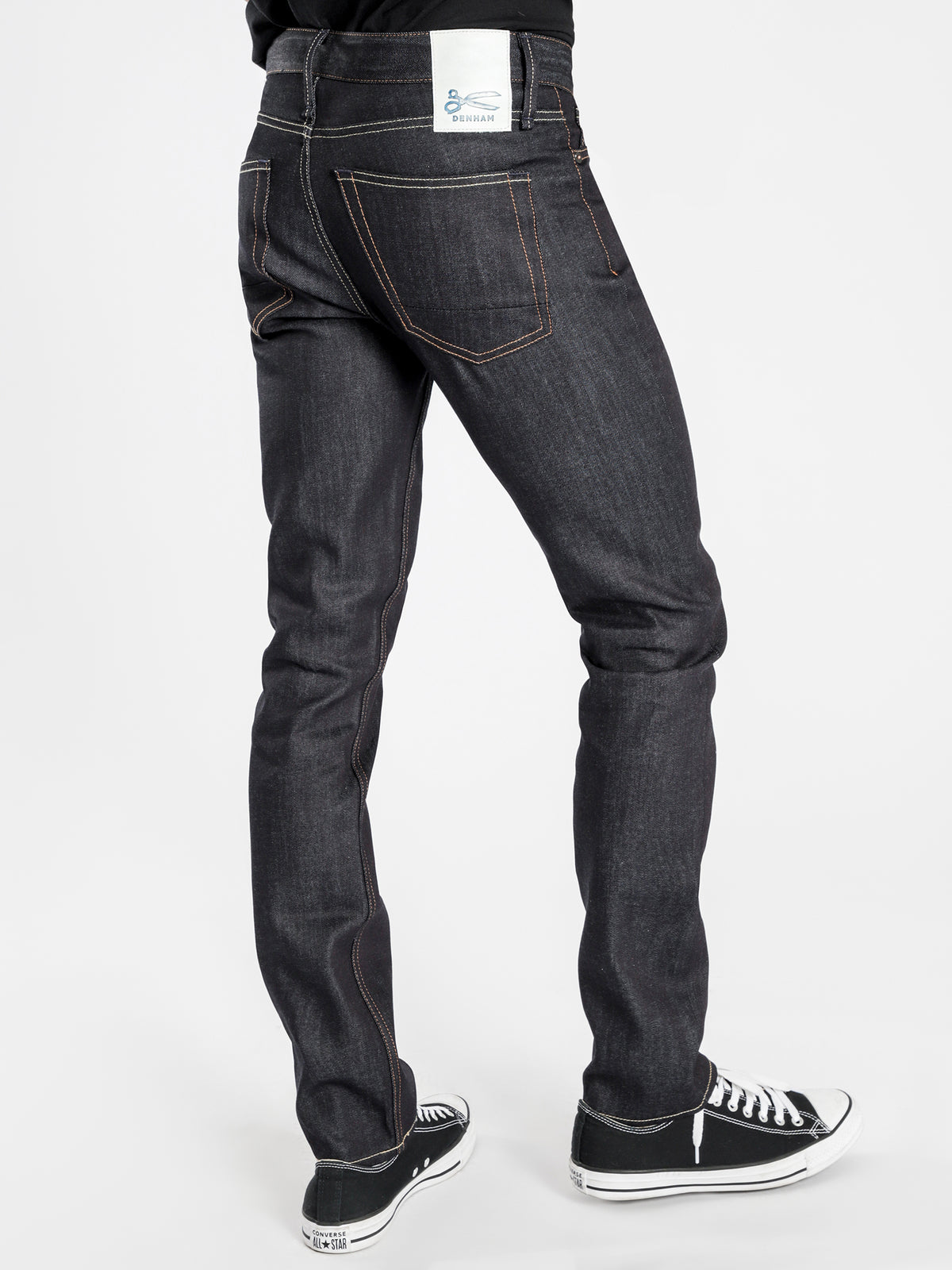 Razor Slim Virgin Jeans in VCSS Blue Denim