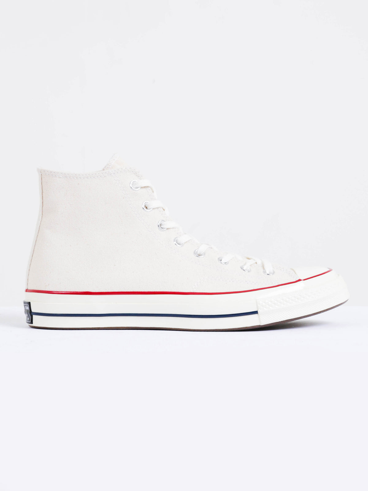 Unisex Chuck Taylor All Star 70 High Top Sneakers in Parchment
