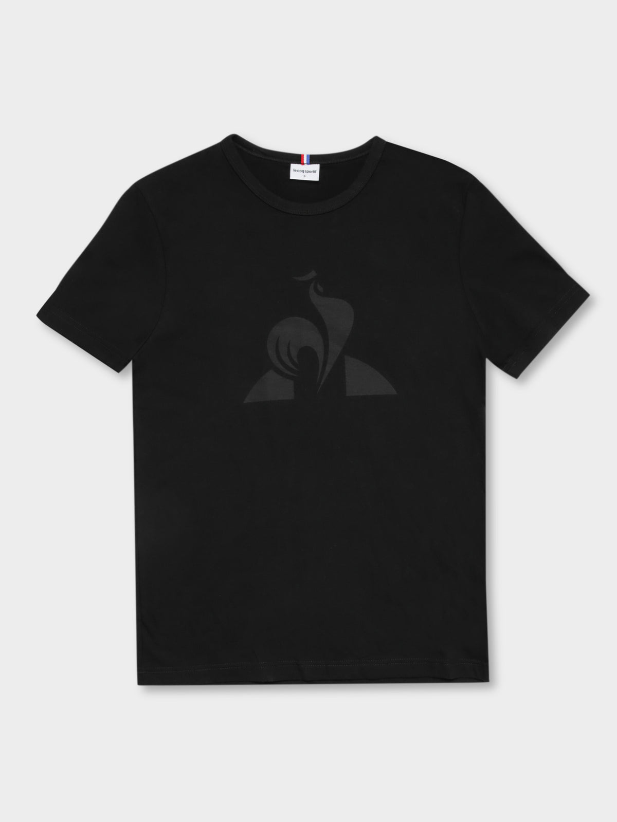 ESS Short Sleeve T-Shirt in Black
