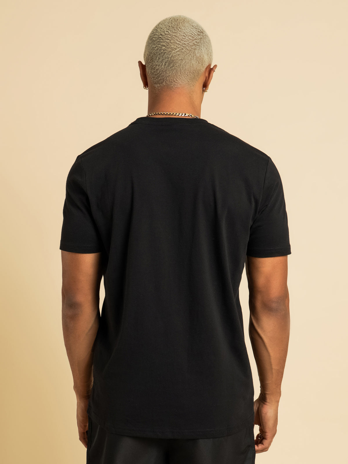 Ombrono T-Shirt in Black
