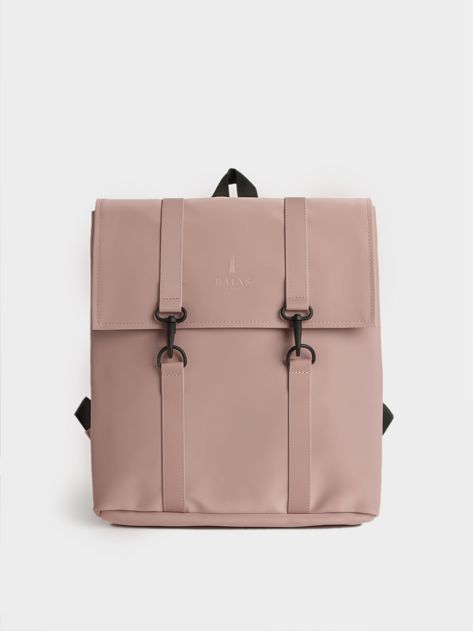 MSN Mini Backpack in Blush