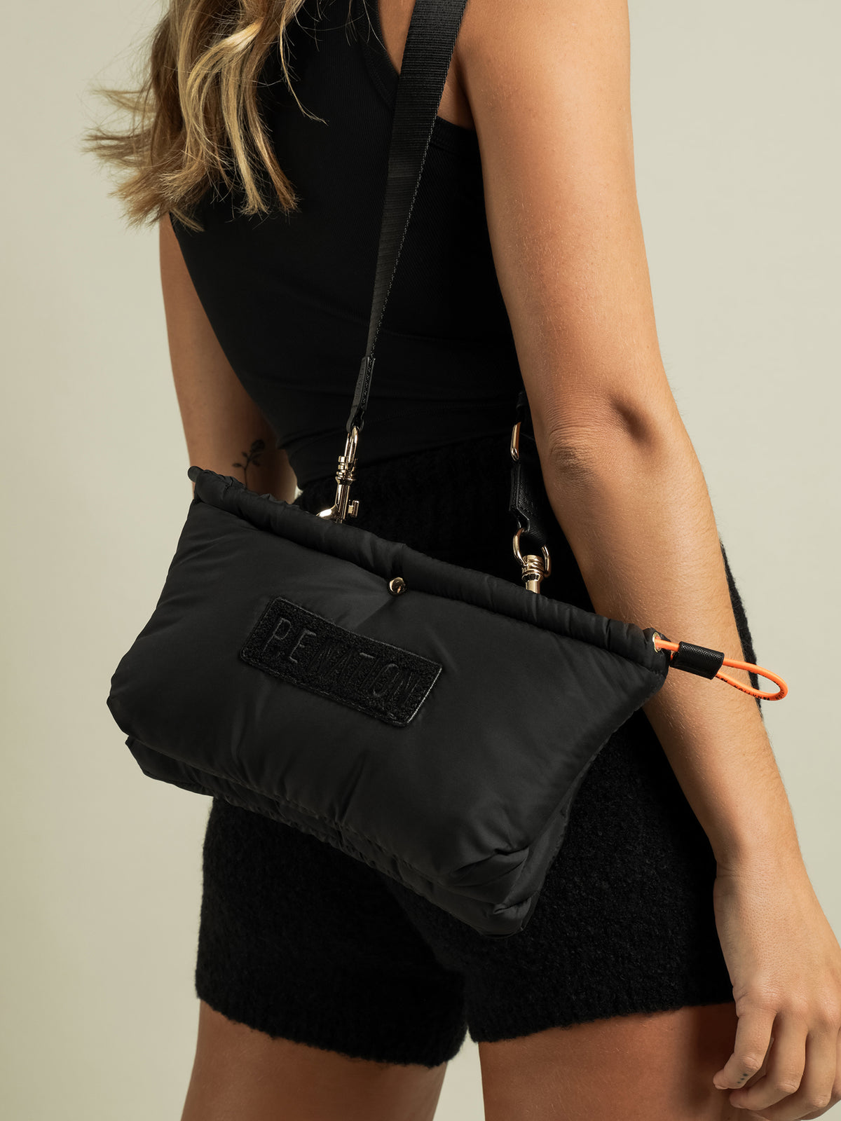 Box Out Bag in Black