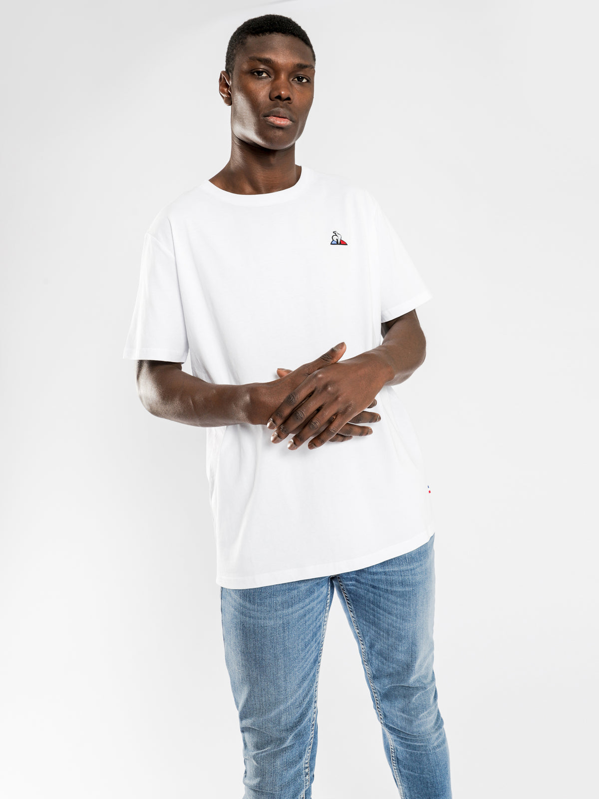 Essentiel Short Sleeve T-Shirt in White