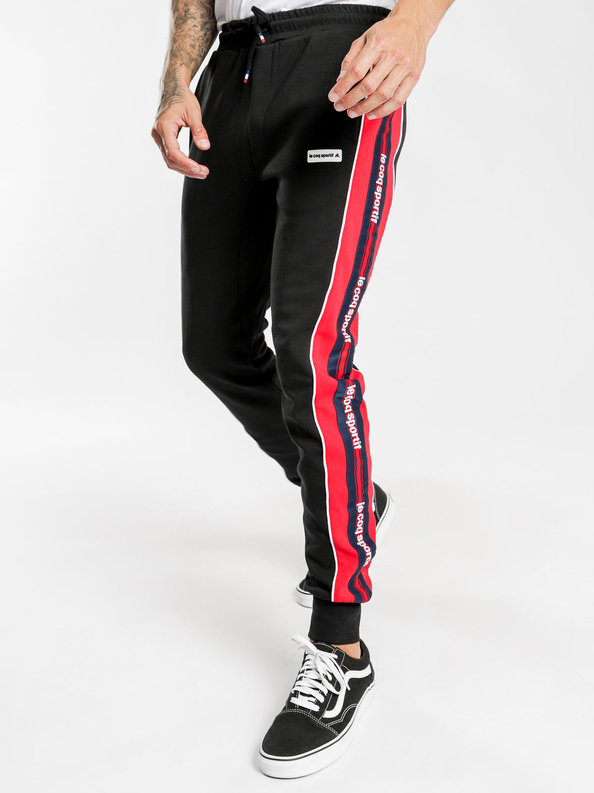 Percy Trackpants in Black