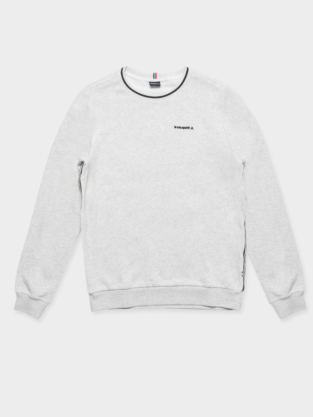 Maison Pullover Sweat in Snow Marle