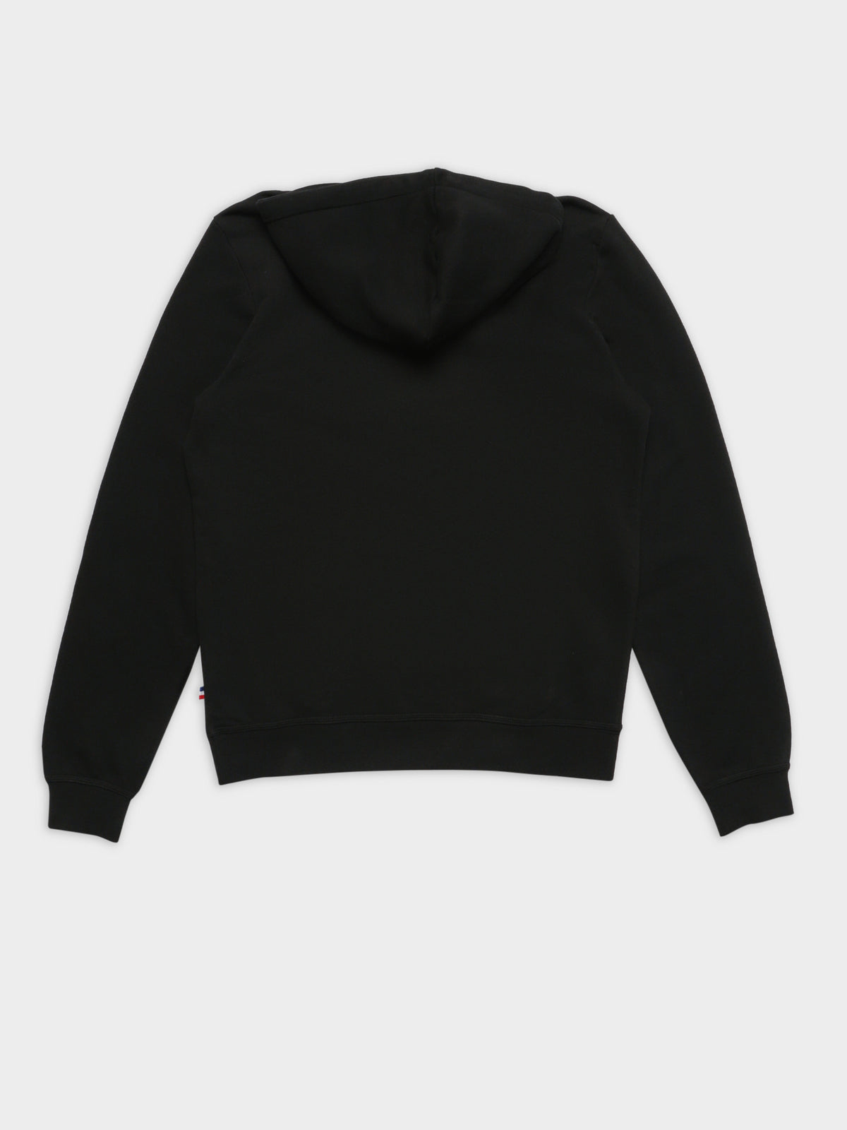 Picard Hooded Sweat in Black