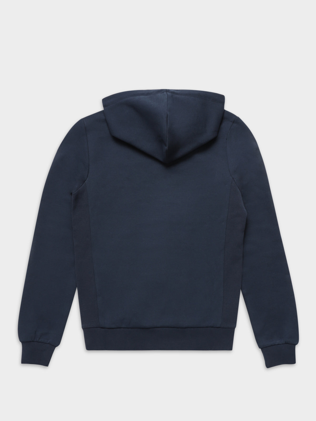 Essentiel Hooded Sweater in Blue