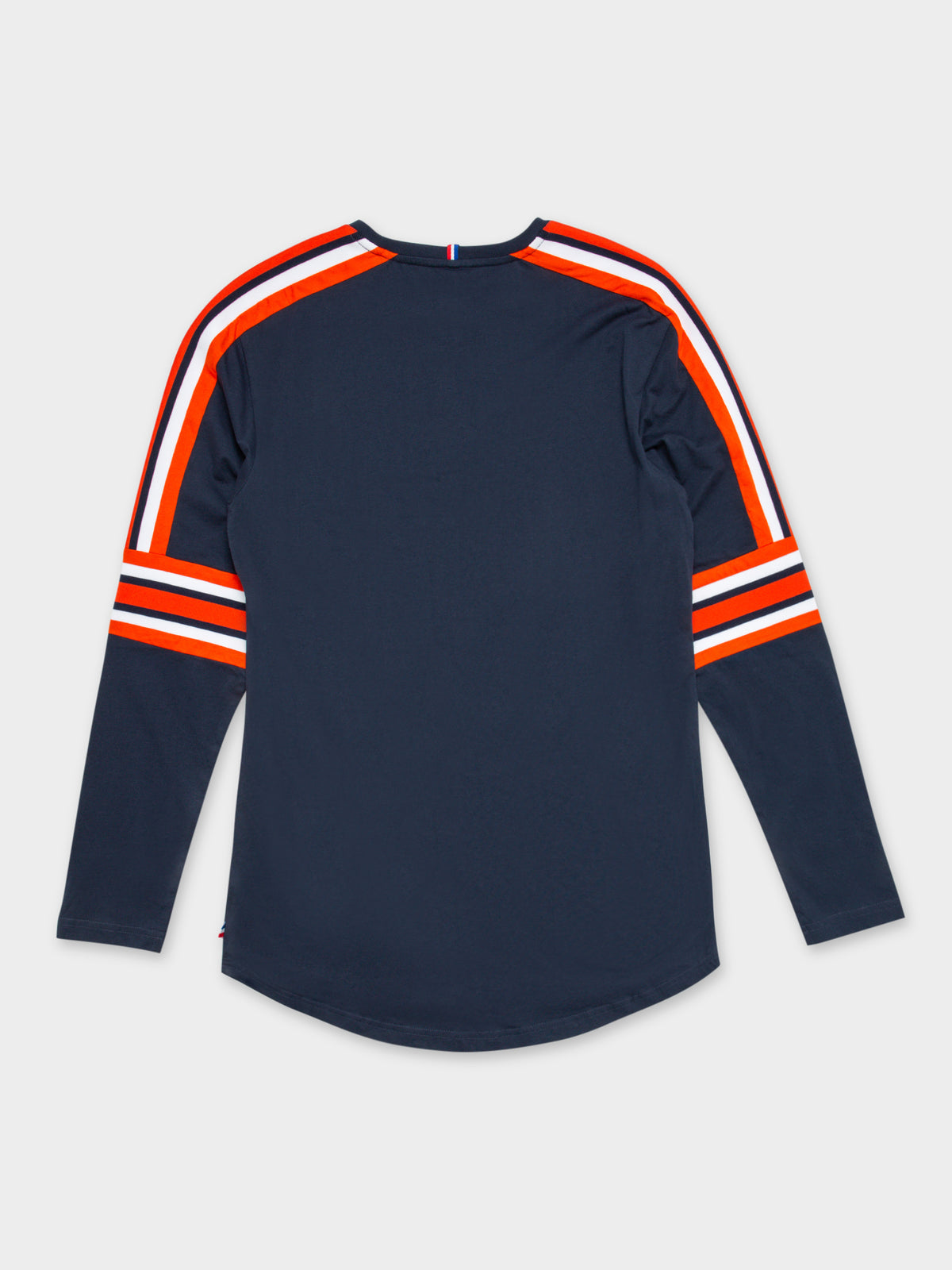 Epinal Long Sleeve T-Shirt in Dress Blues