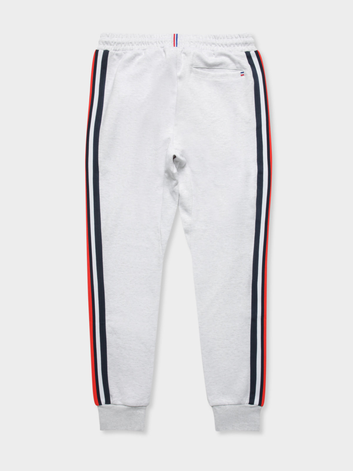 Epinal Track Pants in Snow Marle