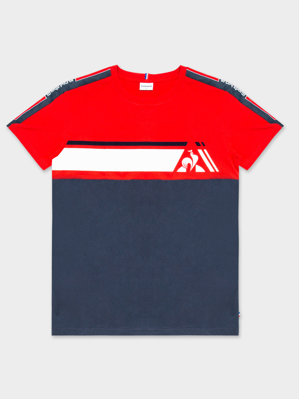 Orx T-Shirt in Rouge Red