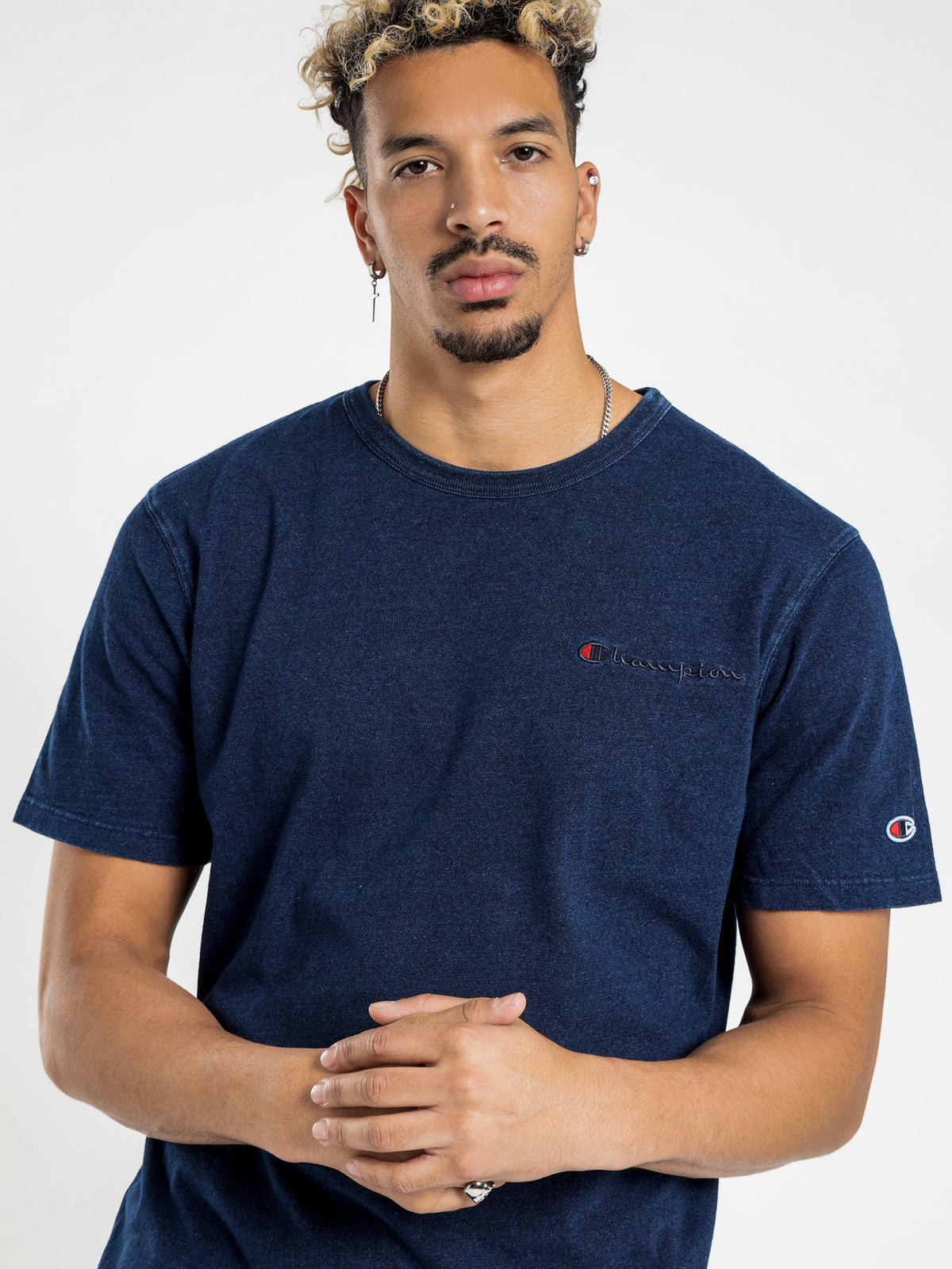 Heritage Re:Bound T-Shirt in Blue