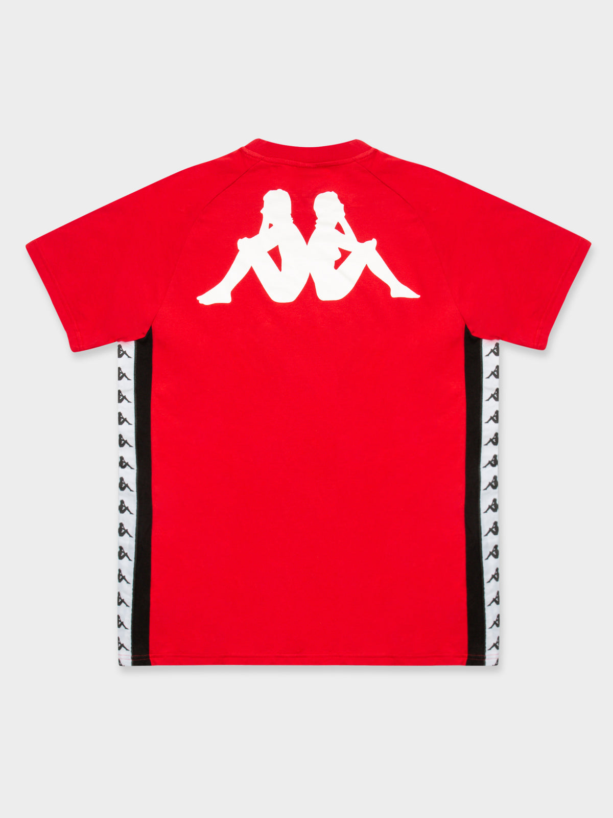 Authentic Balmin T-Shirt in Red