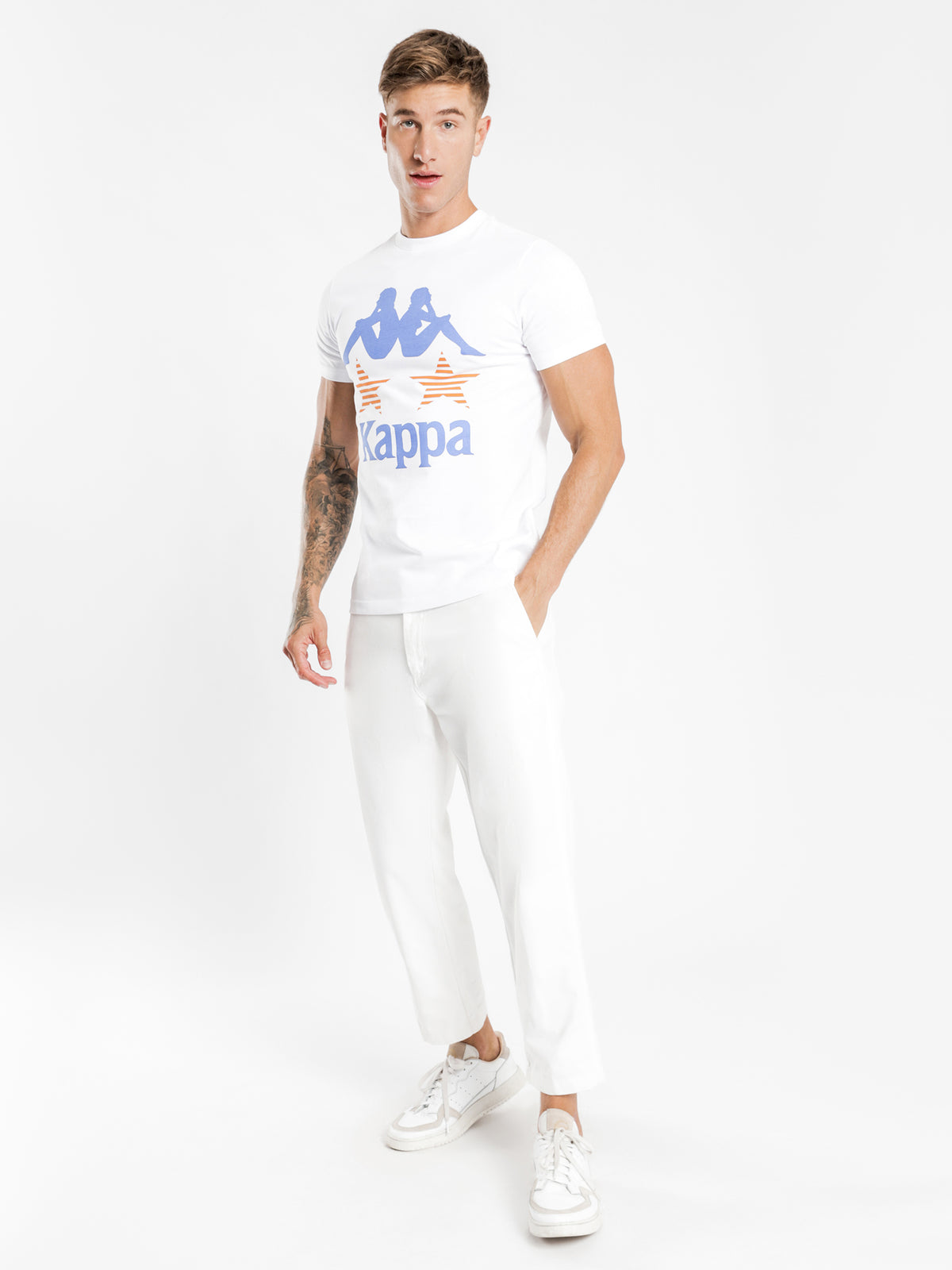 Authentic La Calmir T-Shirt in White