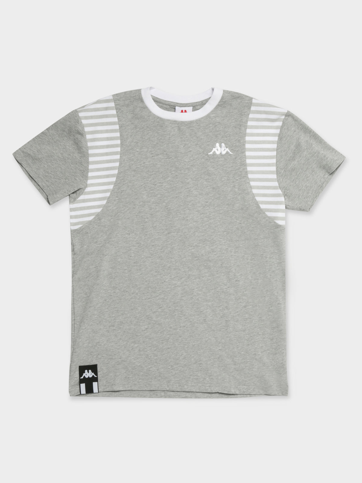 Authentic La Beleno T-Shirt in Grey