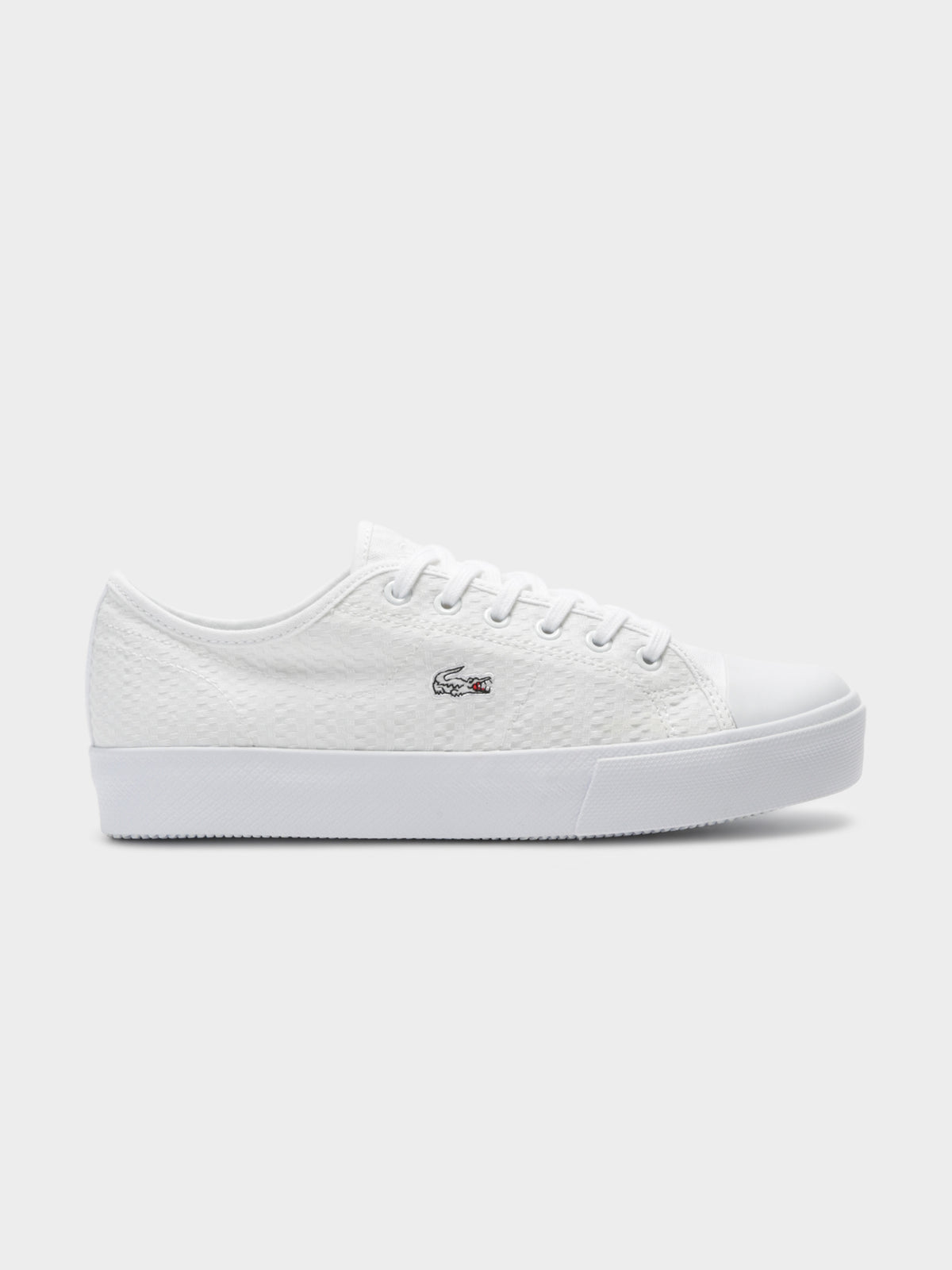 Womens Ziane Plus Grand 119 2 CFA Sneakers in White