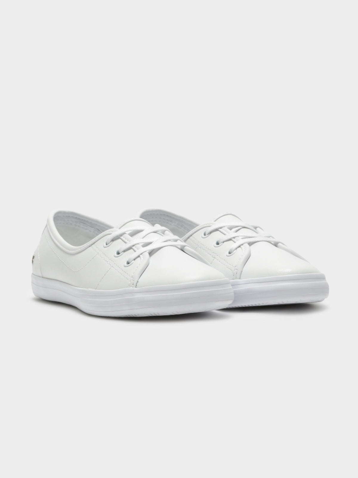 Womens Ziana Chunky BL 1 Sneakers in White