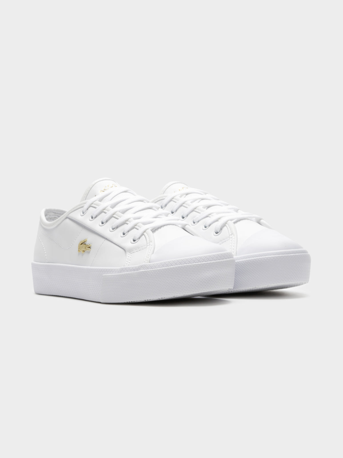 Womens Ziane Plus Grand 120 Sneakers in White