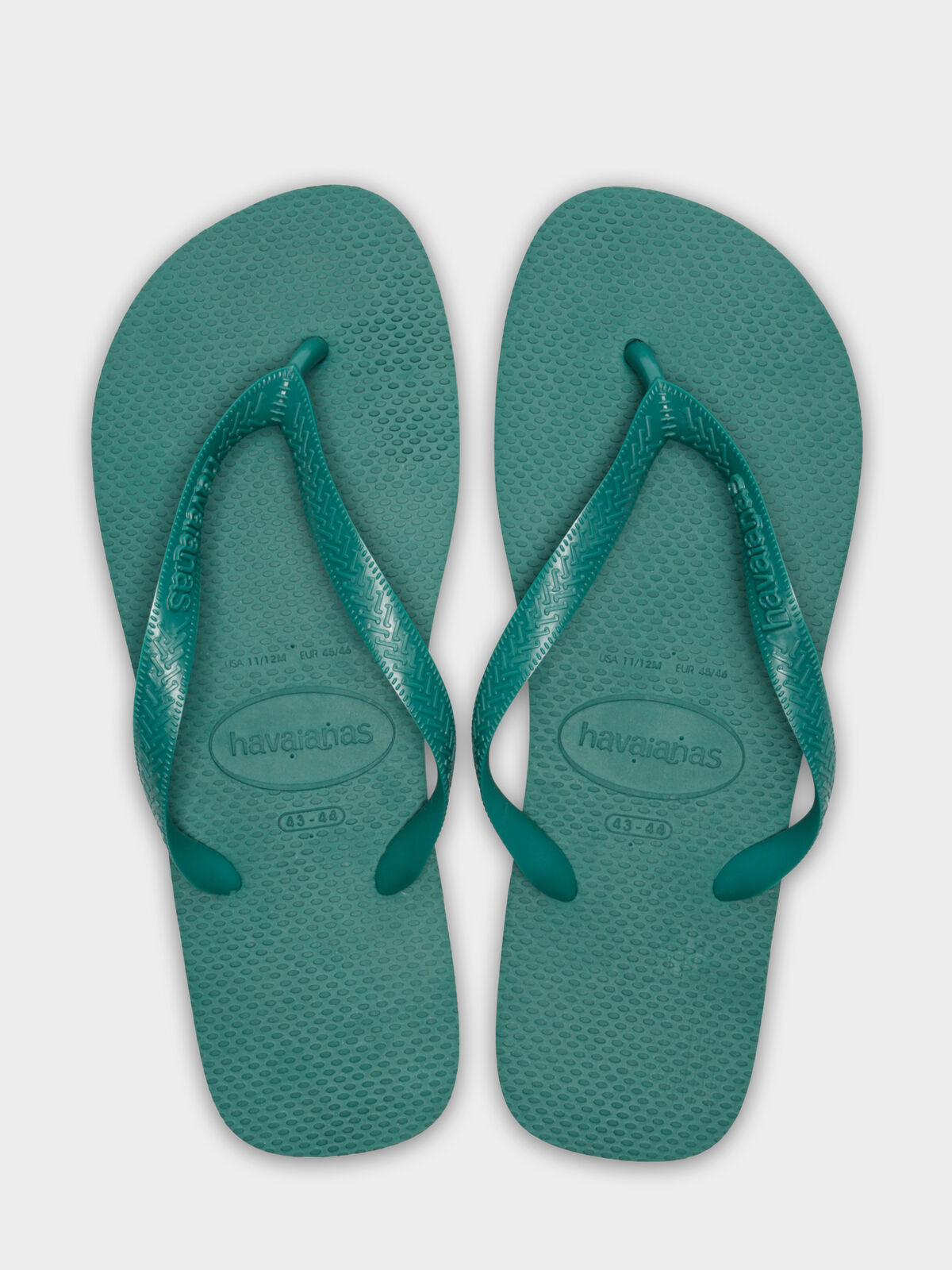 Havaianas Top Thongs in Green