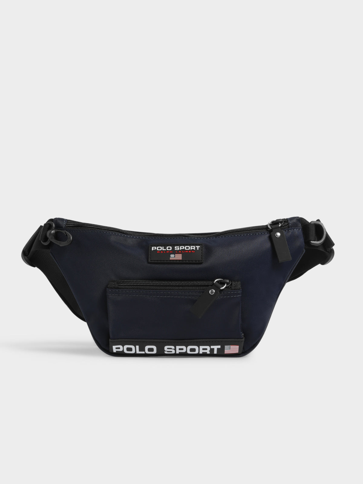 Polo Sport Waist Pack in Navy