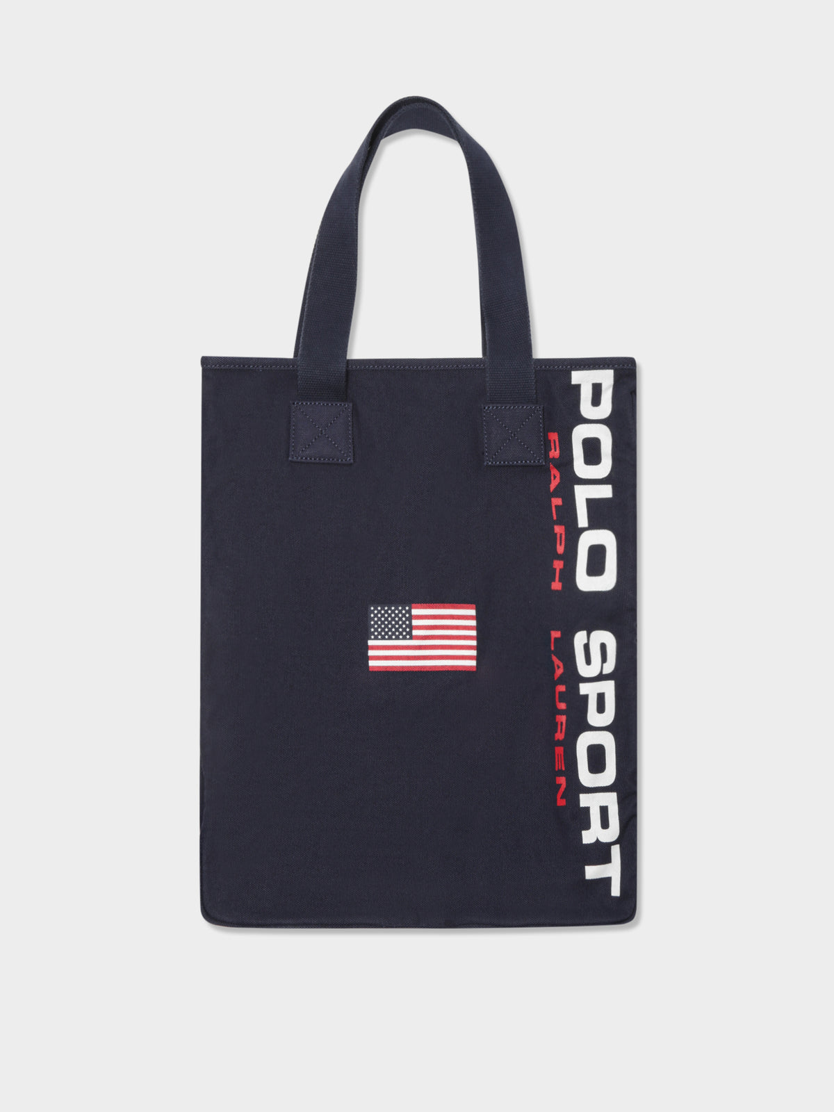 Polo Sport Tote Bag in Navy