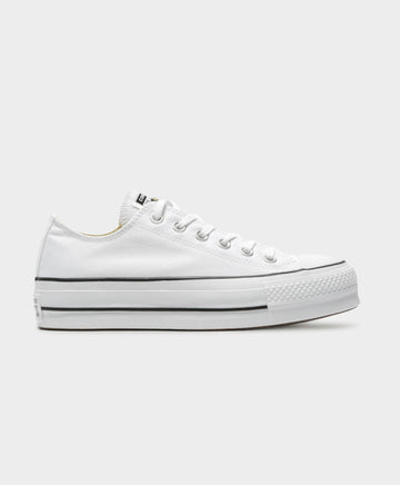 Chuck Taylor Lift Low Top Sneakers in White