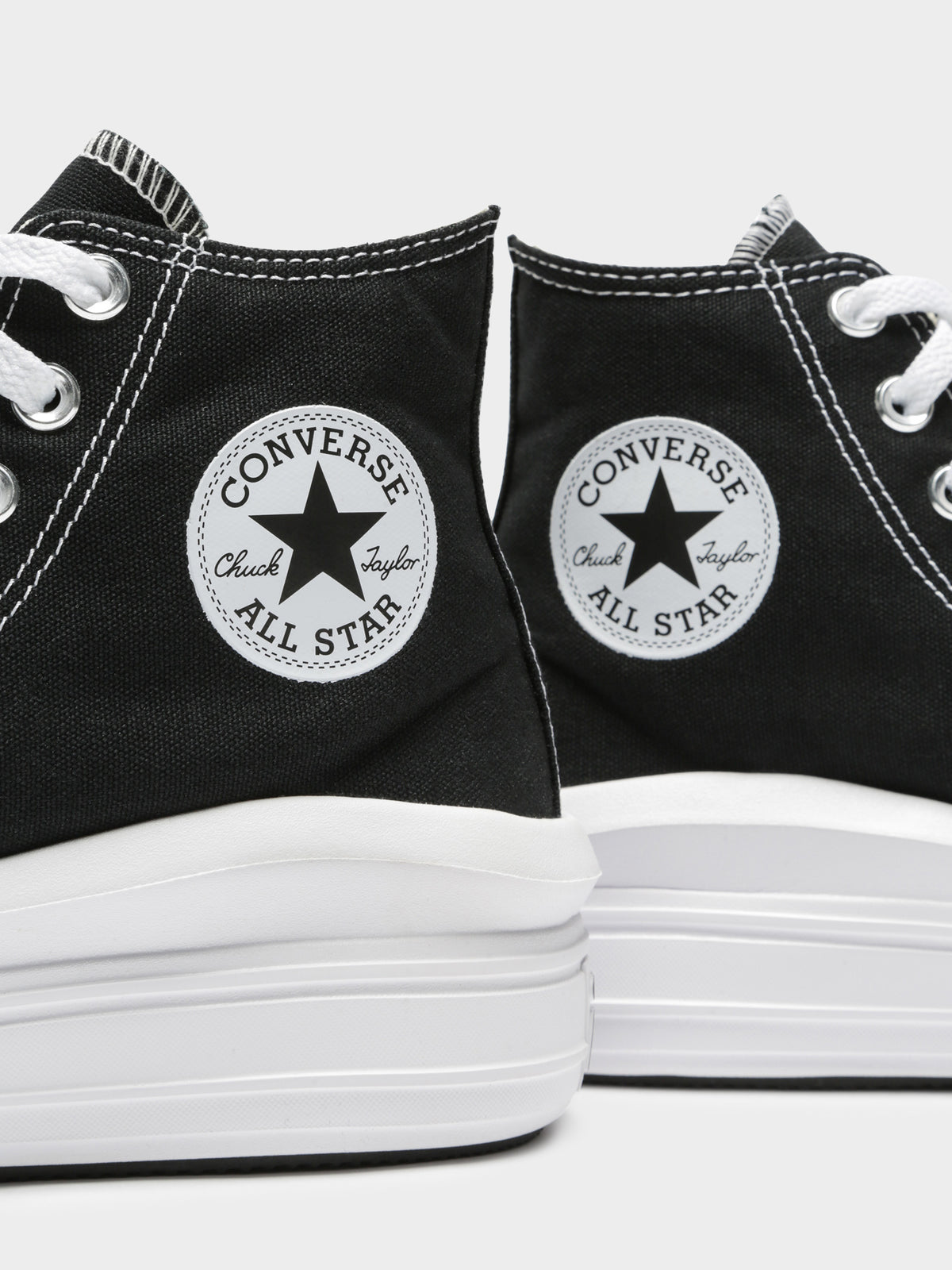 Womens Chuck Taylor Move Platform High Top Sneakers