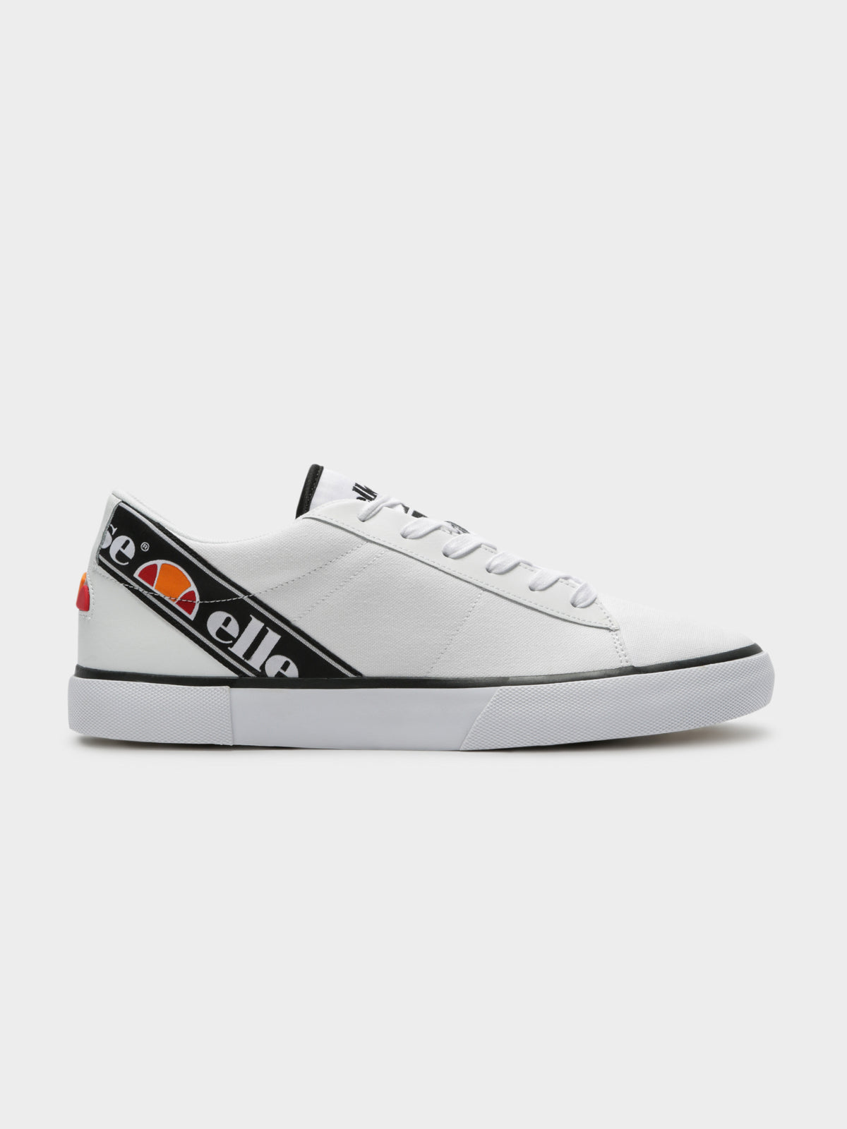Mens Massimo Sneakers in White