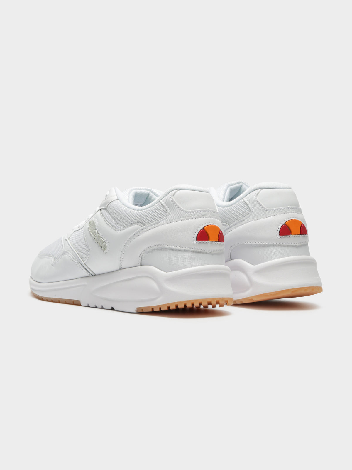 Womens NYC84 Sneakers in White
