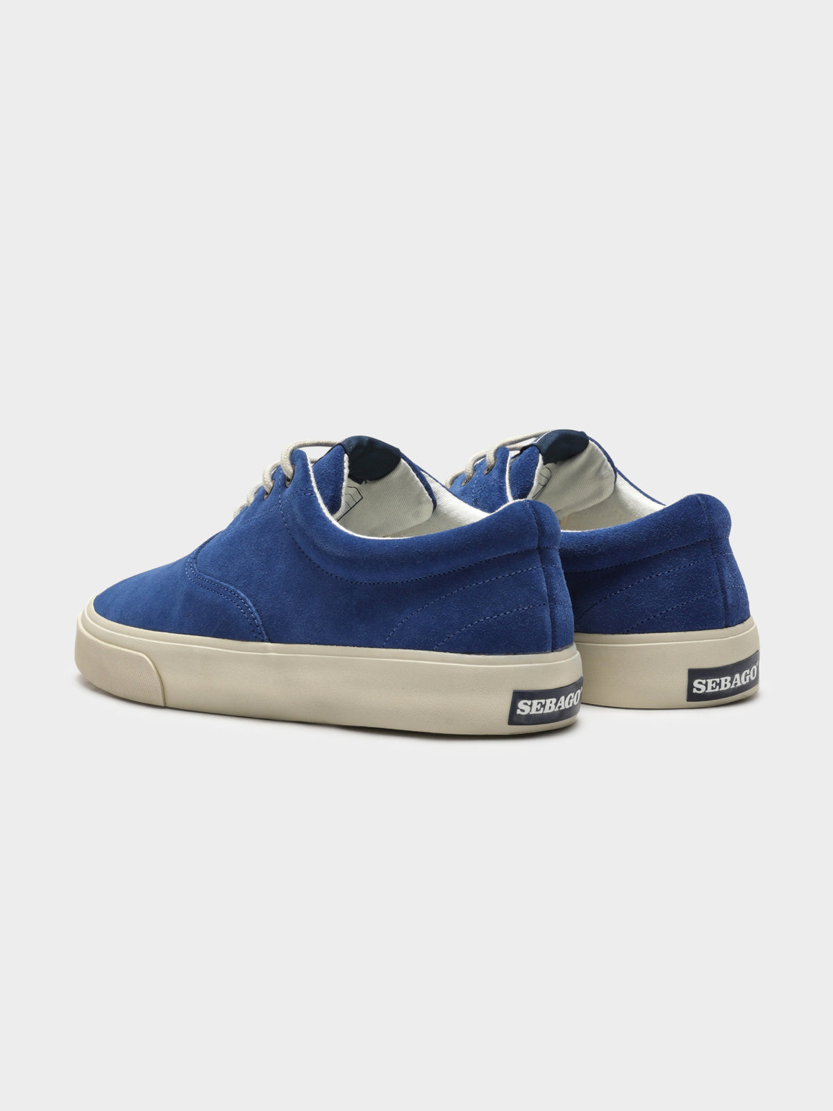 John Suede Shoes in Blue