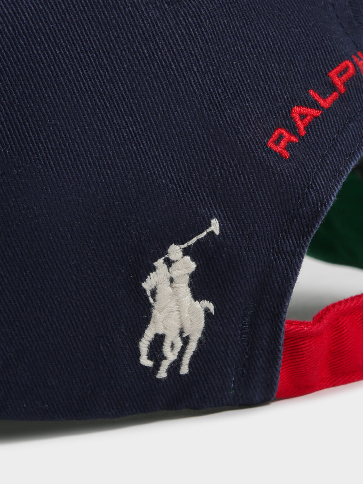 Polo Ralph Lauren Sports Cap in Navy