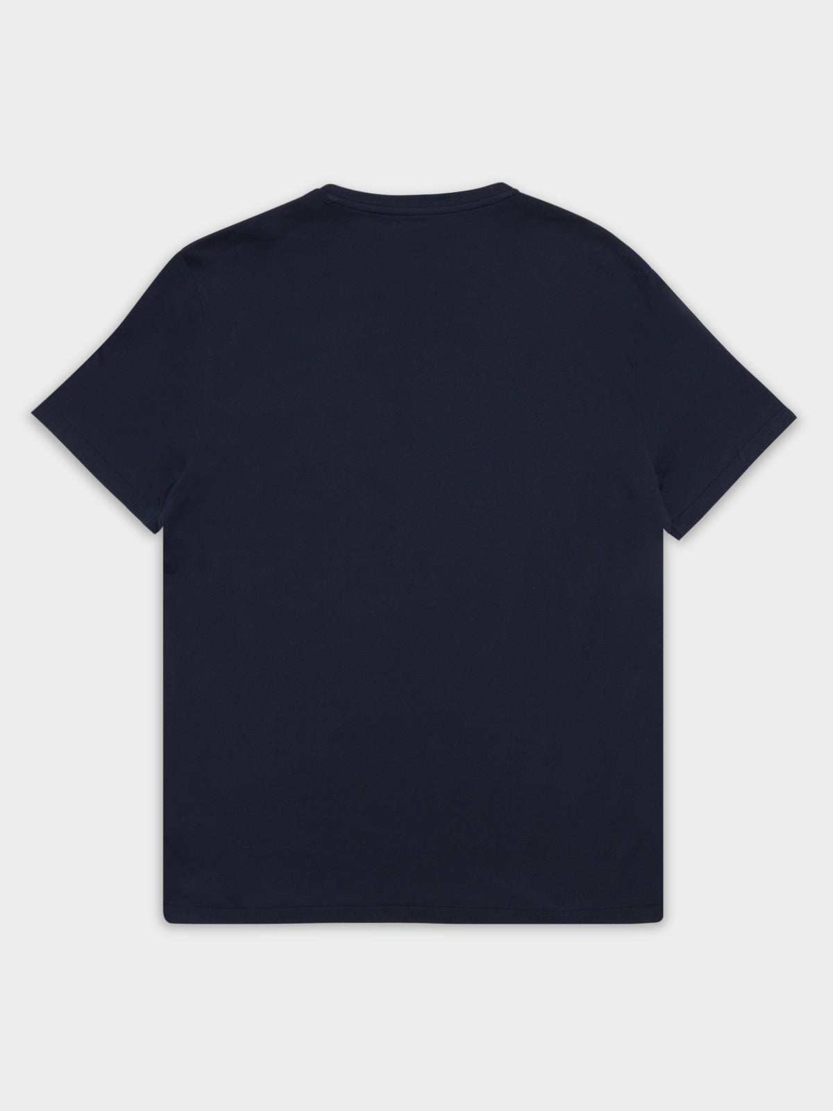 Polo 1967 Print T-Shirt in Navy Blue