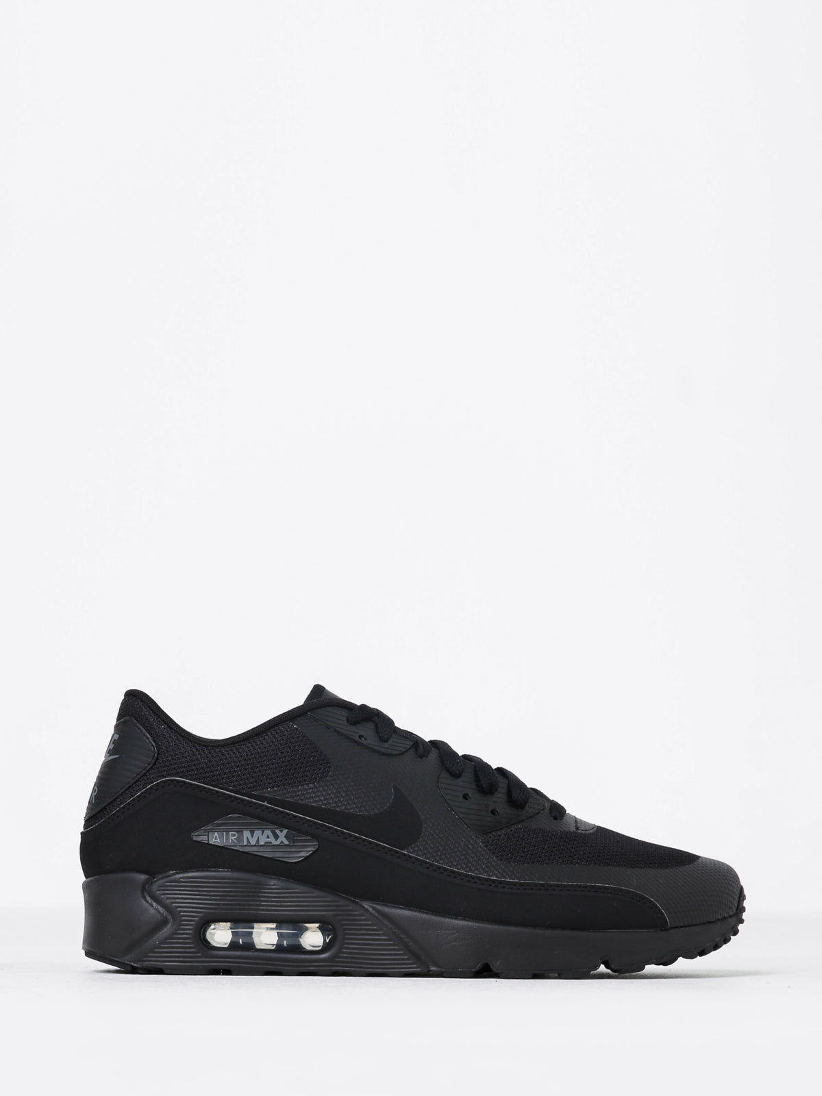 Mens Air Max 90 Ultra 2.0 Essential Sneakers in Black