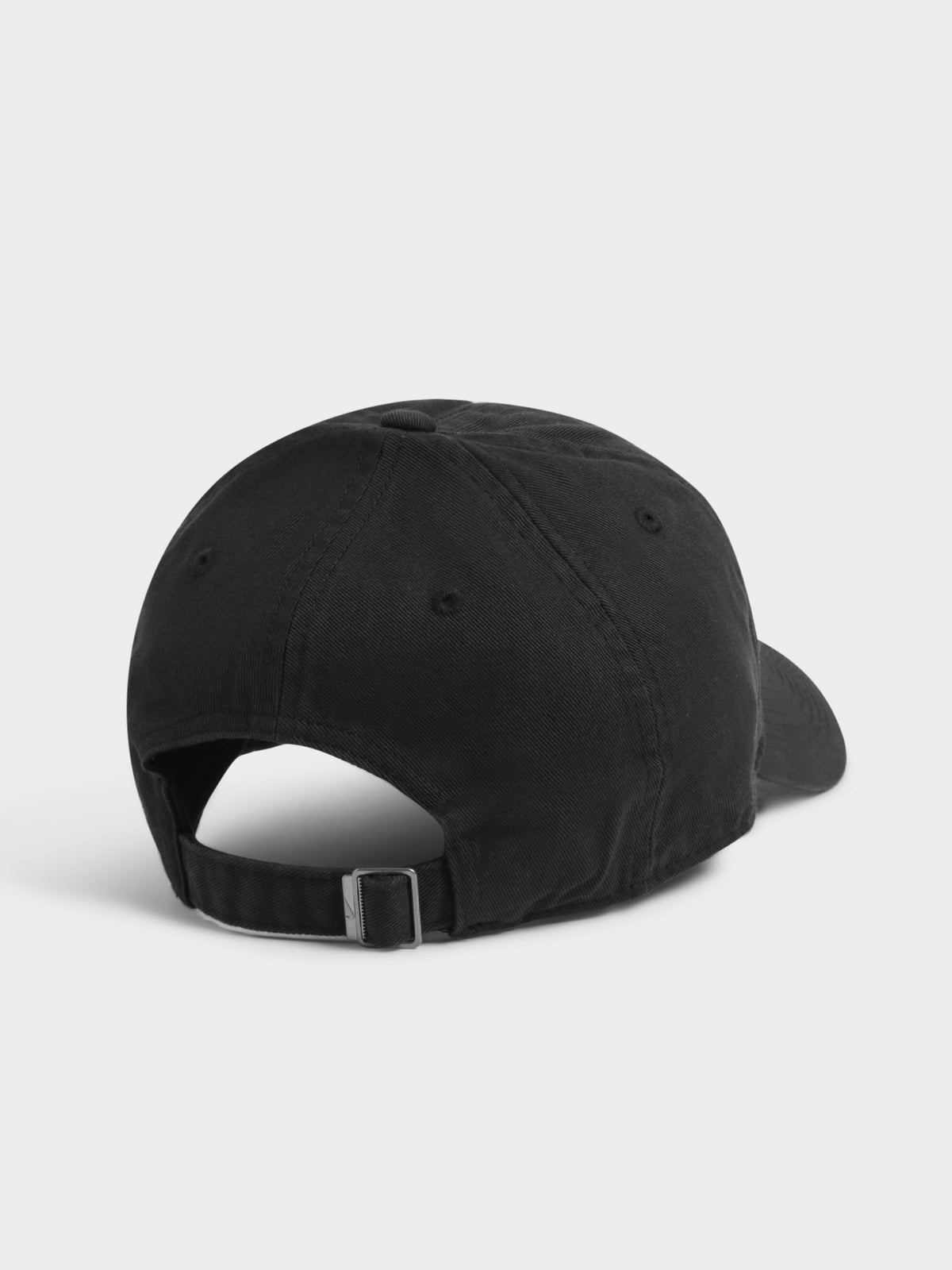 Unisex NSW H86 Futura Cap in Washed Black