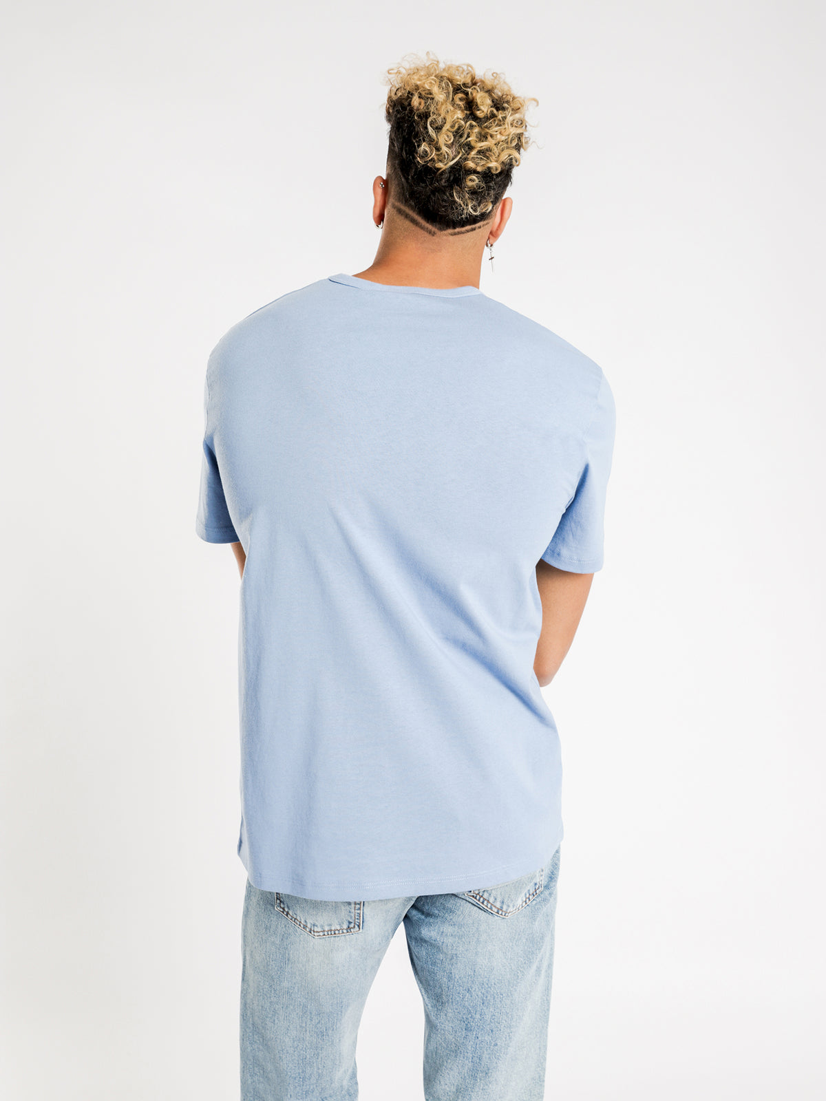 Heritage T-Shirt in Frontier Blue