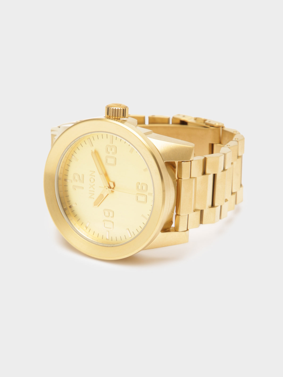 Corporal SS 48mm Analogue Watch in Gold