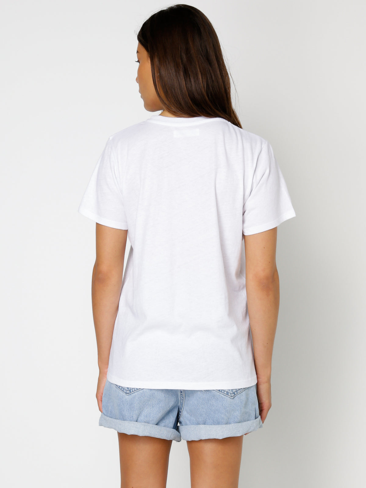 Miles T-Shirt in White