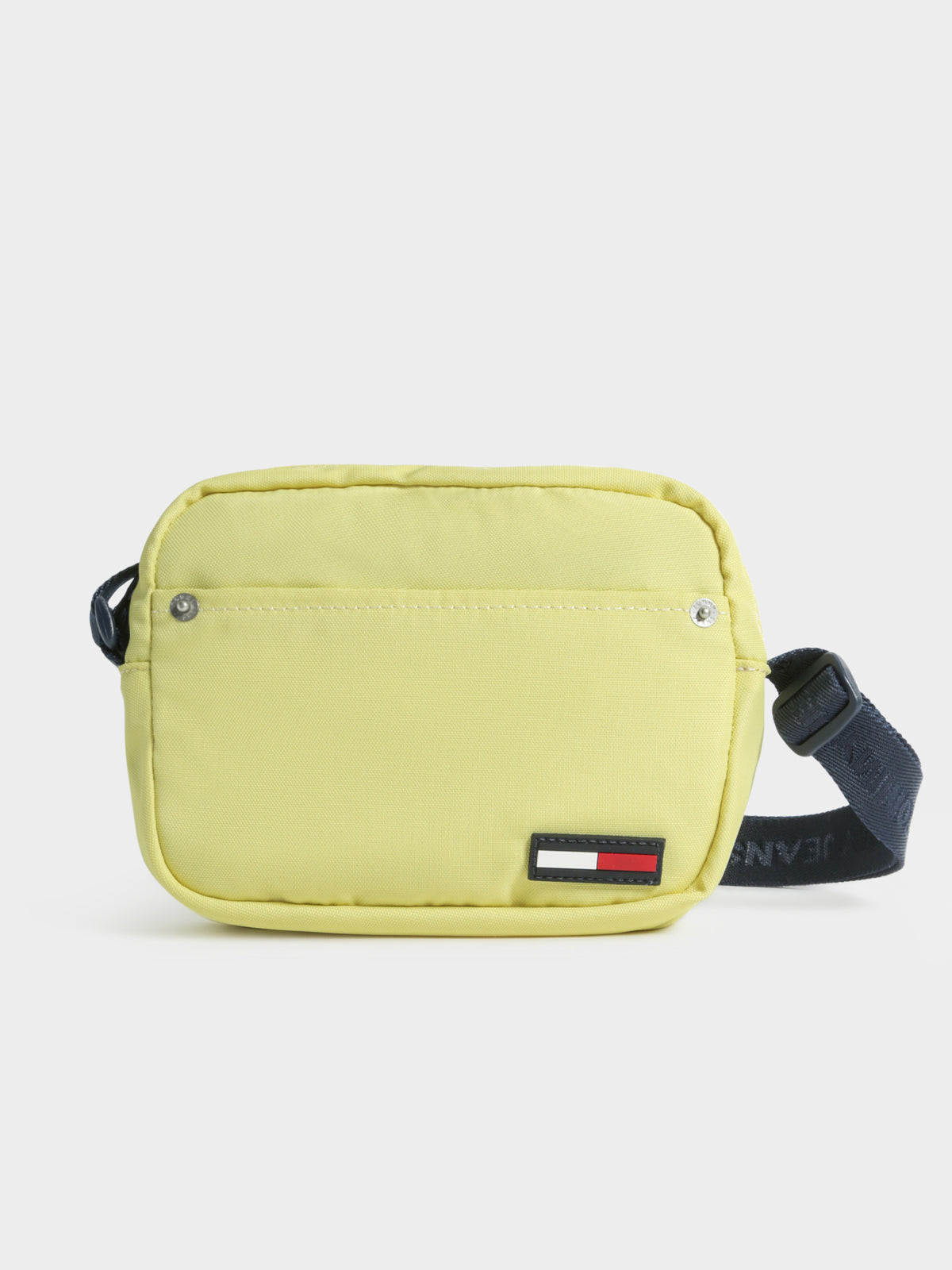 Campus Crossover Bag in Lemon