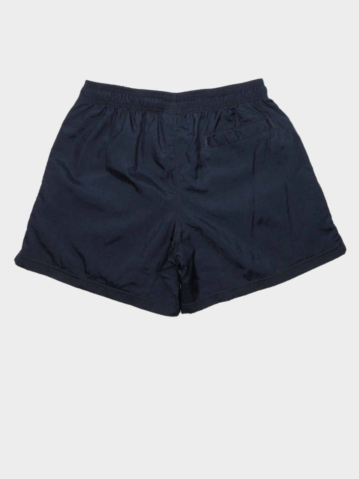 Nylon Short in Navy