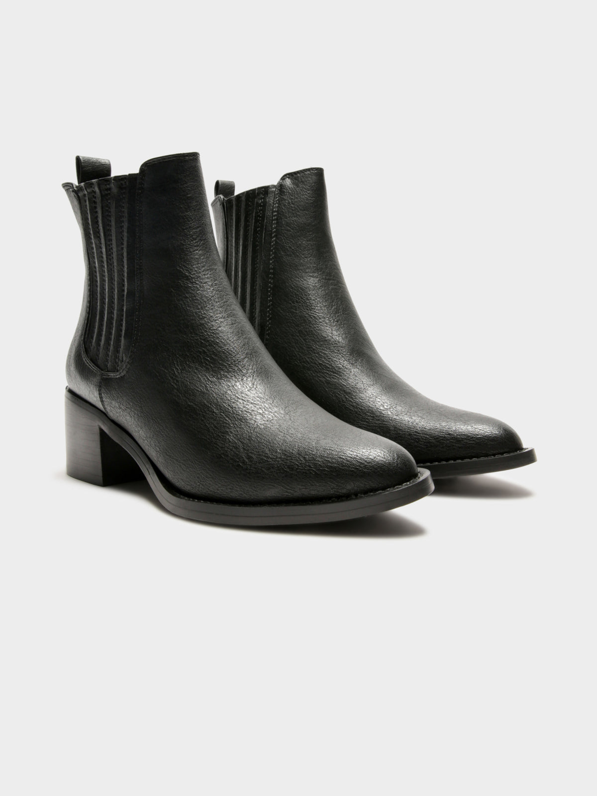 Womens Eamon Boots in Black